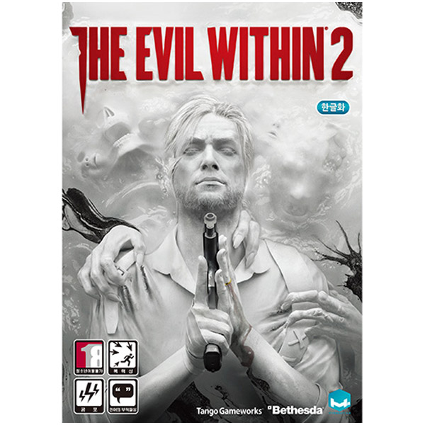 PC 이블위딘2 한글 초회판 : THE EVIL WITHIN 2