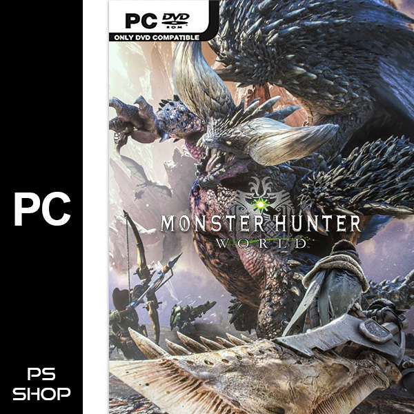 PC 몬스터 헌터 월드 Monster Hunter World